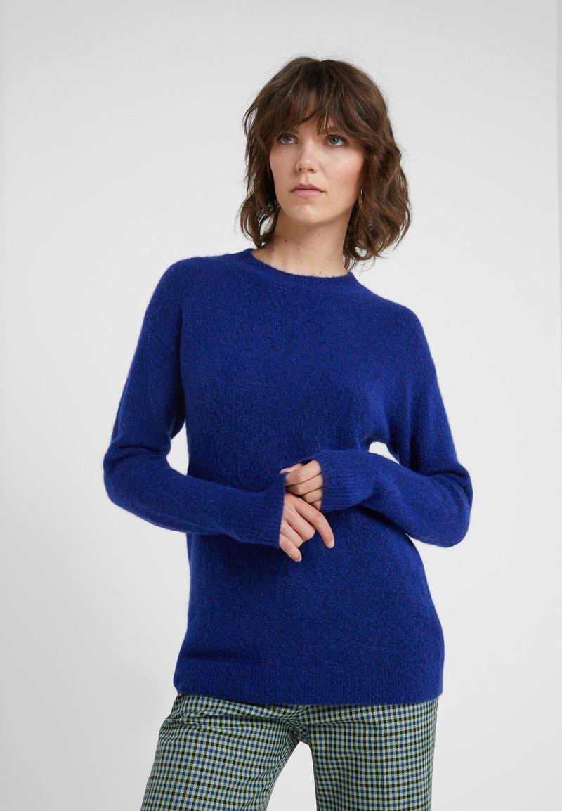 Bruuns Bazaar - HOLLY JOHANNE  - Svetr - indigo blue
