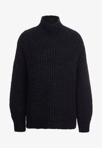 Bruuns Bazaar - HAILEY NANCY PULLOVER - Jersey de punto - black - 3