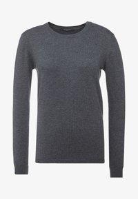 Bruuns Bazaar - KAYLA ELISE  - Trui - light grey - 3