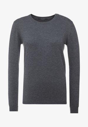 KAYLA ELISE  - Strickpullover - light grey