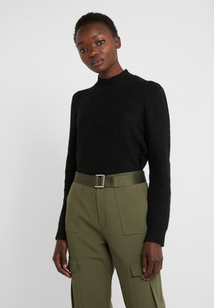 PAYA MERRAL KNIT - Strikkegenser - black