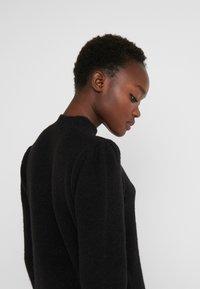 Bruuns Bazaar - PAYA MERRAL KNIT - Sweter - black - 4