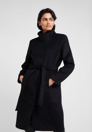 JASMIN GRETA COAT - Zimní kabát - black