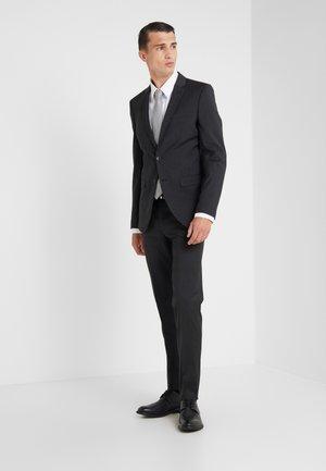 KARL SUIT - Oblek - grey melange