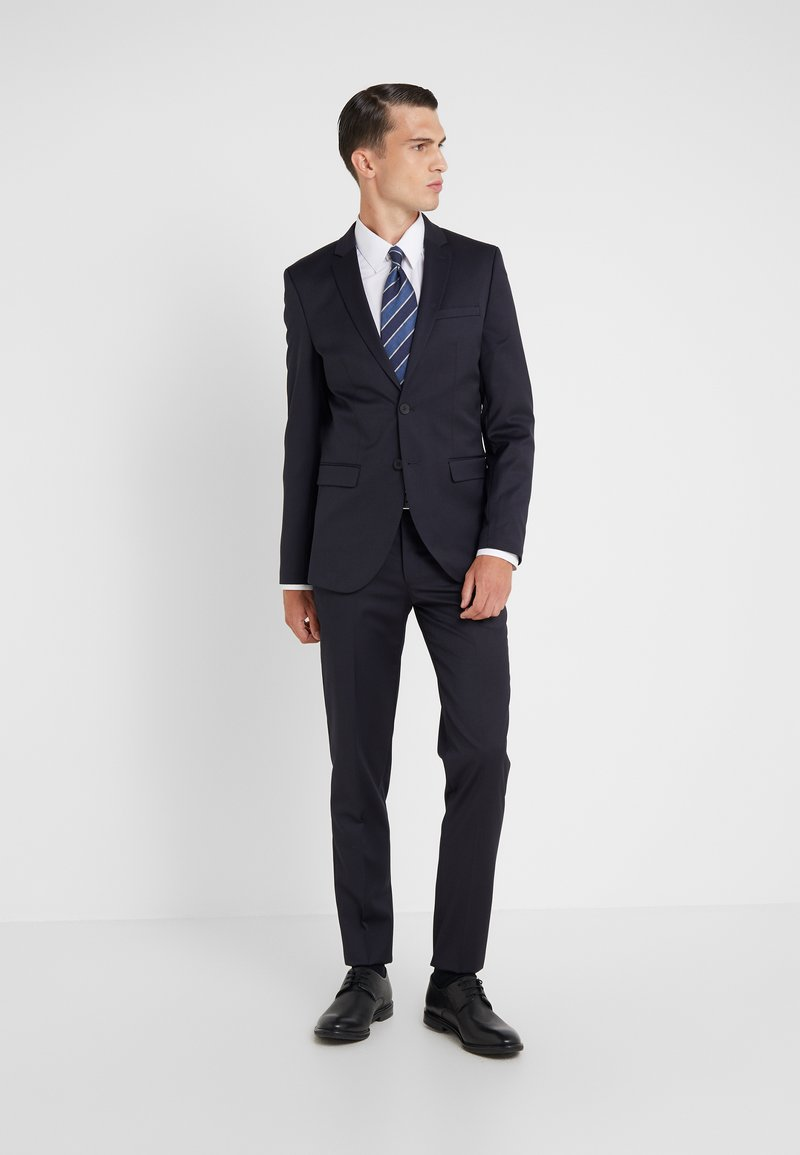 Bruuns Bazaar - KARL SUIT - Costume - dark navy