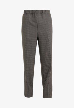 ASFRED CLARK - Kalhoty - beige/brown