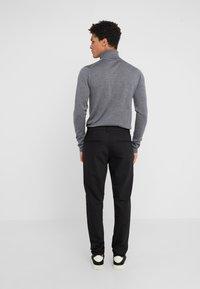 Bruuns Bazaar - WILL PANT - Pantalon classique - black - 2