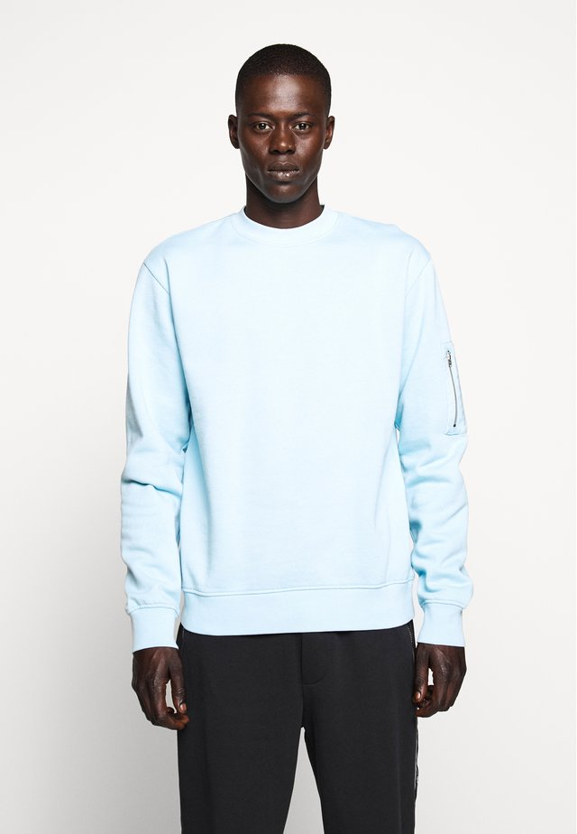 PAUL CLIFFORD CREW NECK - Sweatshirt - ice