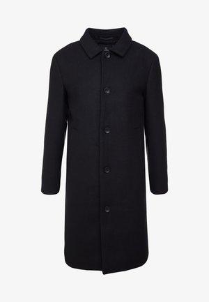 ASLAN COAT - Abrigo - black
