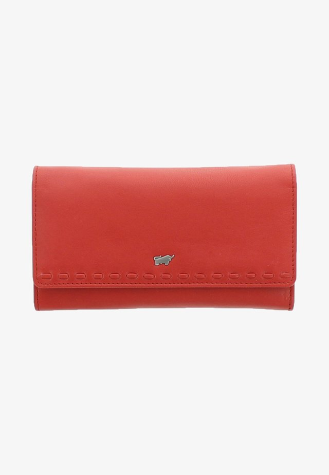 SOAVE ELEGANTEN LOOK - Wallet - red