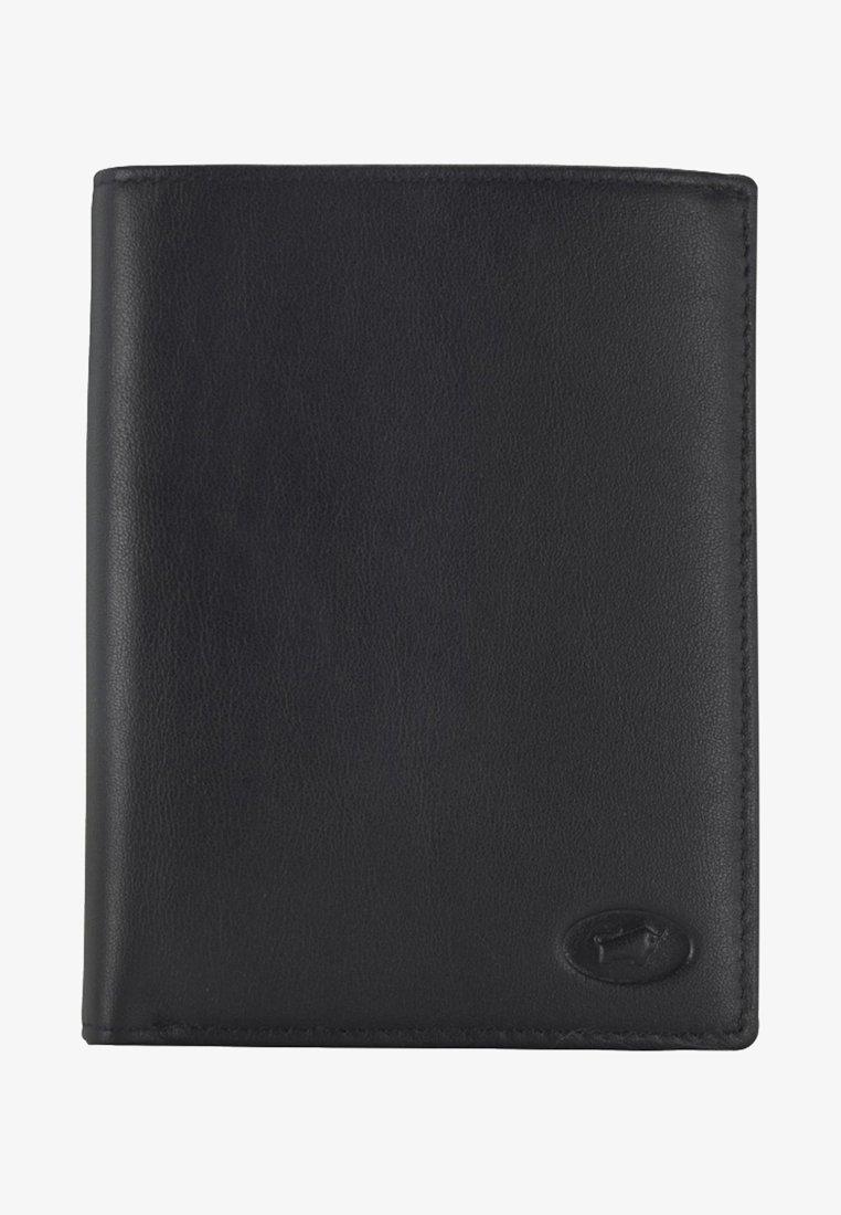 Braun Büffel - ARIZONA - Wallet - black
