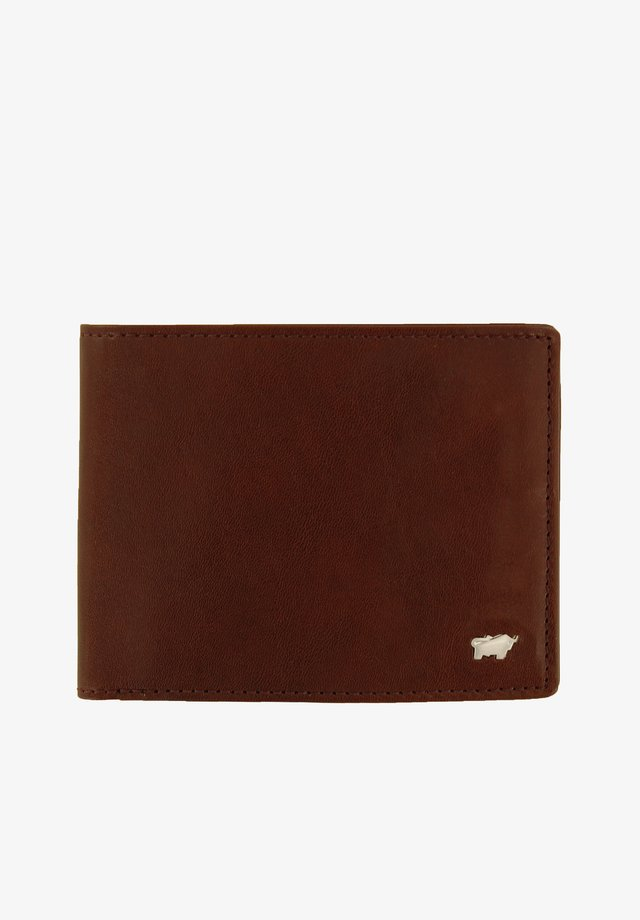 COUNTRY - Wallet - rosewood
