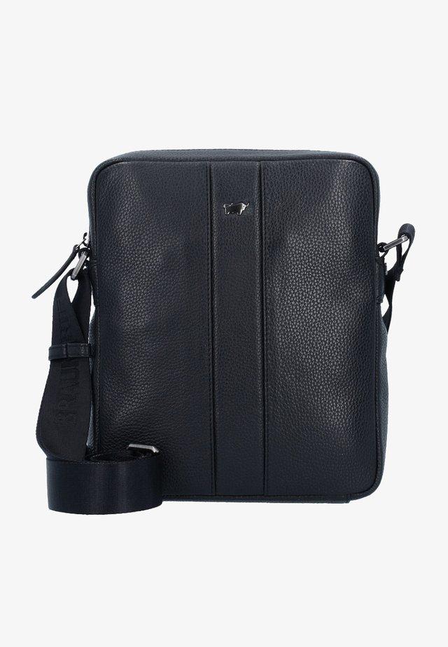 TURIN  - Across body bag - black