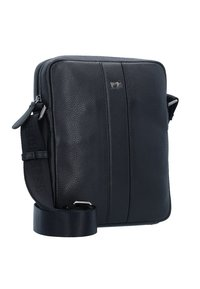 Braun Büffel - TURIN  - Across body bag - black - 2