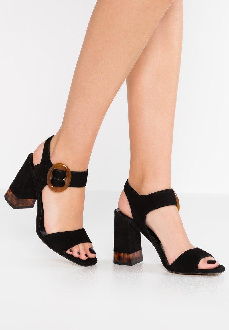 Bruno Premi - High heeled sandals - nero