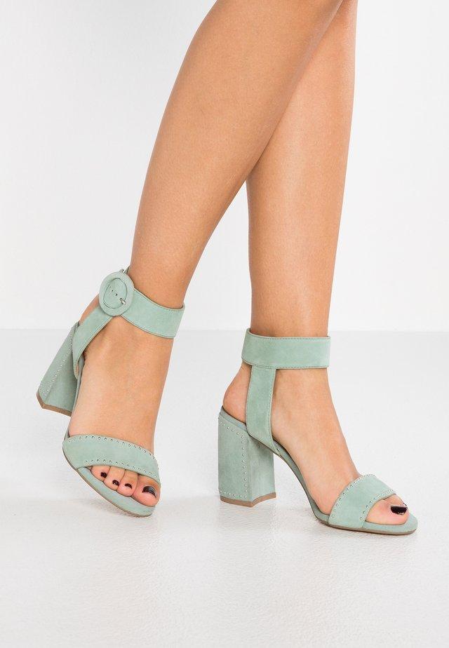 High Heel Sandalette - litio