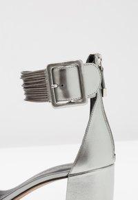 Bruno Premi - Sandali - metal mignon acciaio - 2
