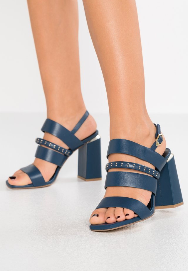 High Heel Sandalette - ozeano