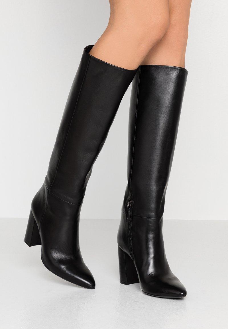 Bruno Premi - High heeled boots - nero