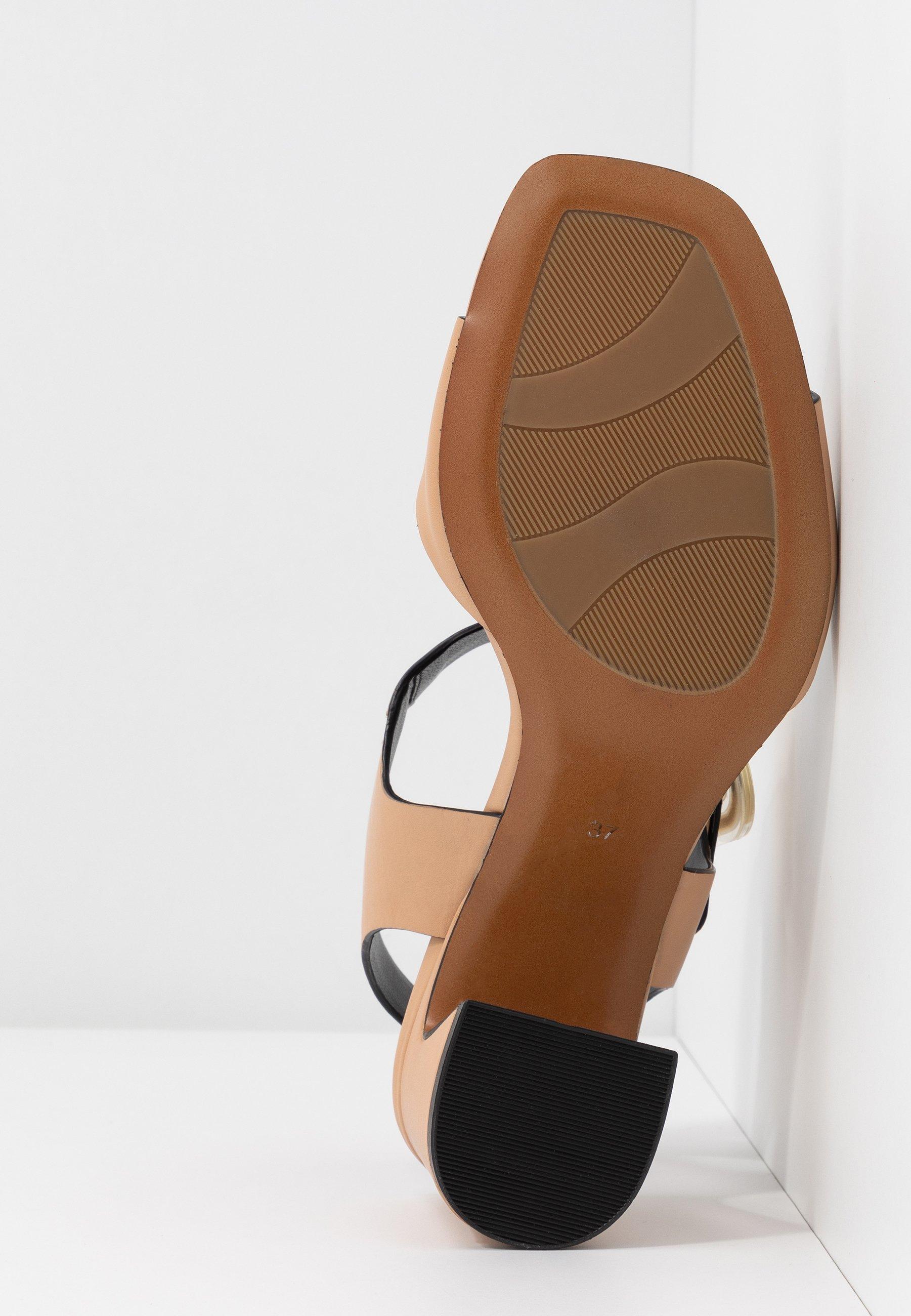 Bruno Premi Sandals - sombrero grano