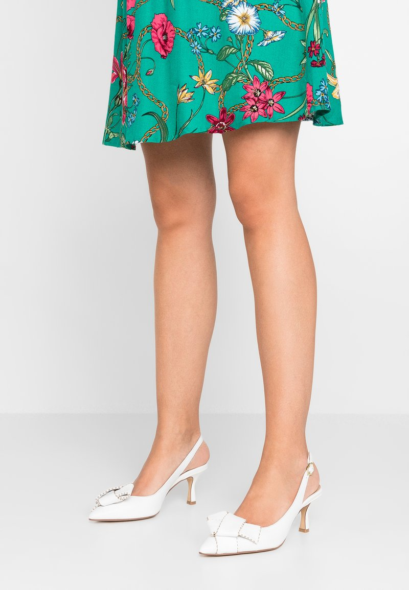 Bruno Premi - Classic heels - bianco