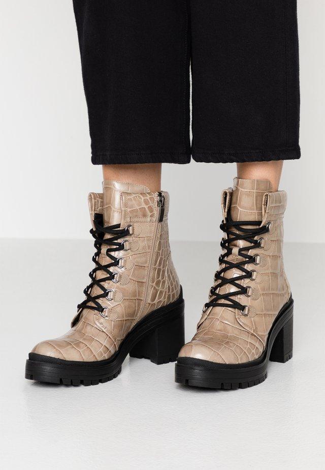 Boots à talons - faggio