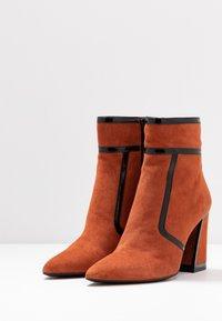 Bruno Premi - High heeled ankle boots - siena - 4