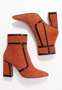 Bruno Premi - High heeled ankle boots - siena - 3