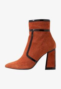 Bruno Premi - High heeled ankle boots - siena - 1