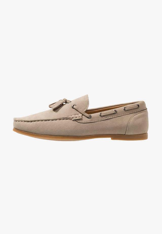 CORBETT - Loaferit/pistokkaat - sand
