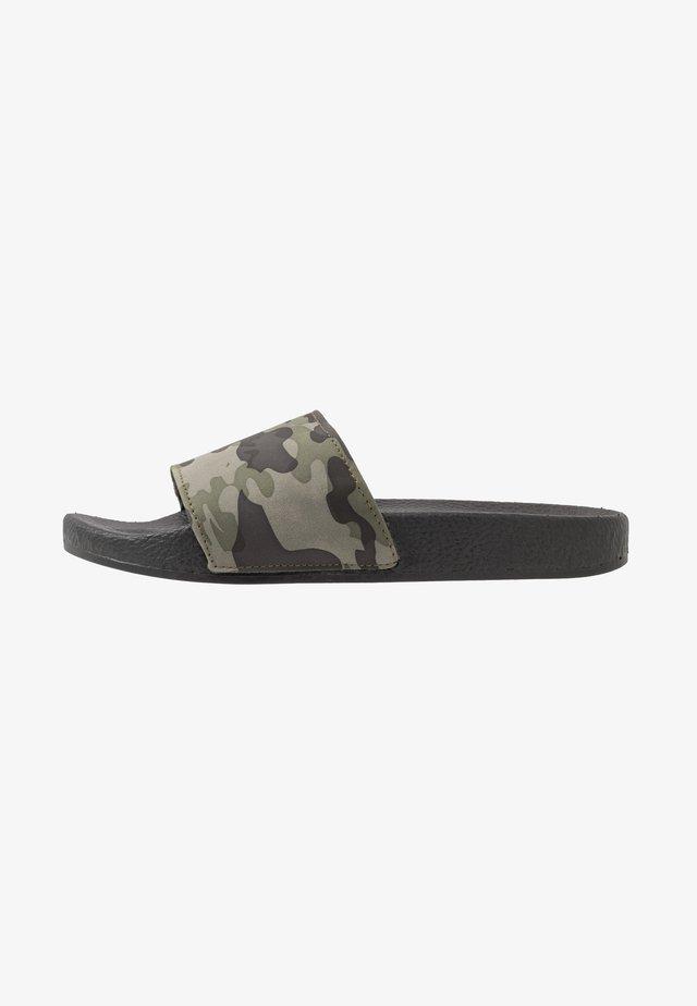 GATOR - Pantofle - khaki