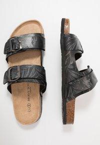 Brave Soul - Domácí obuv - black - 1