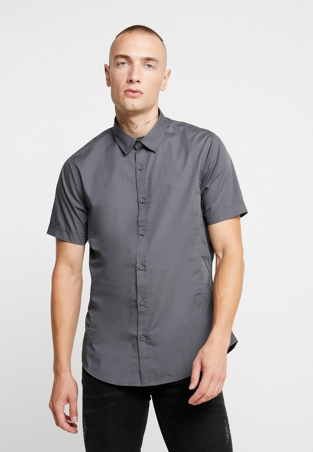 MOMBASSA - Shirt - charcoal