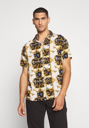 STEIGER - Overhemd - ecru/multi