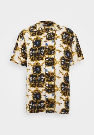STEIGER - Shirt - ecru/multi