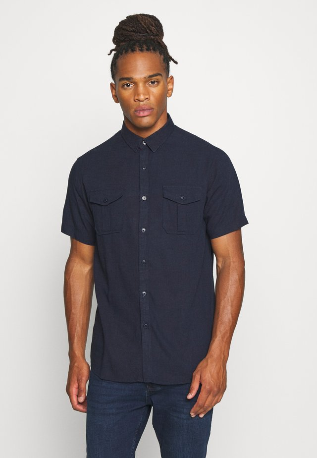 OBELISK - Shirt - rich navy