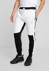 Brave Soul - GLIMCO - Pantalon de survêtement - black/white - 0
