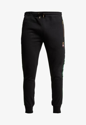 SIEGELL - Tracksuit bottoms - black