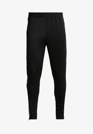 MAYALLB - Pantalones deportivos - black/white