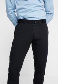 Brave Soul - DANETT - Pantalon classique - black - 4