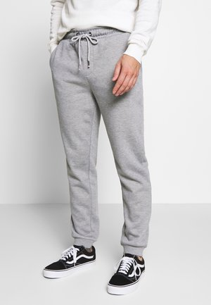 STEING - Pantalon de survêtement - light grey melange