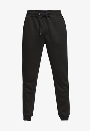 STEING - Tracksuit bottoms - black