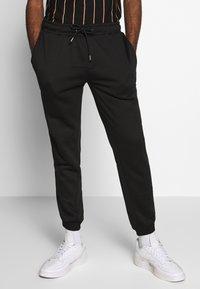 Brave Soul - STEING - Teplákové kalhoty - black - 0