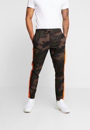 HAVANA - Spodnie materiałowe - khaki