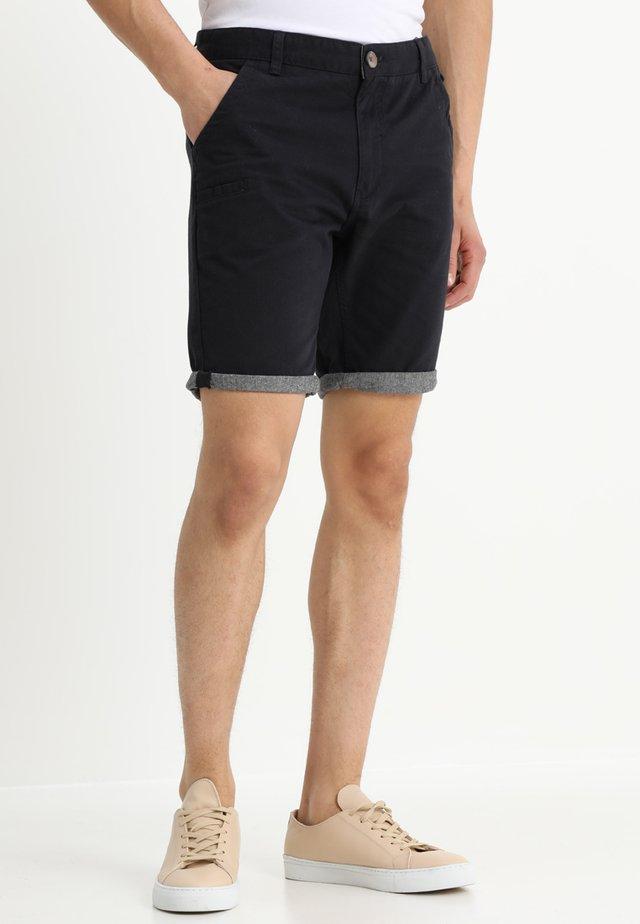 HANSENCHAM - Shorts - navy/chambray