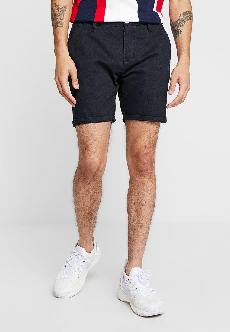Brave Soul - Denim shorts - navy