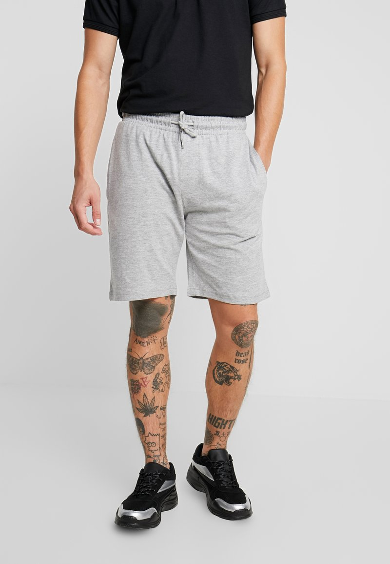 Brave Soul - BARKER - Short - light grey marl