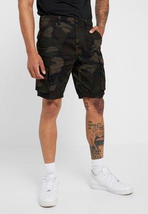 RIVER - Pantaloni cargo - khaki
