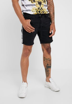 RONNIE - Jeansshorts - charcoal wash