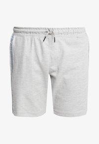 Brave Soul - DAMIAN - Shorts - grey marl - 3